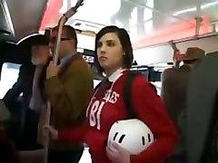 teen brunette schoolgirl hardcore public
