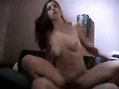 amateur homemade riding brunette big ass tight pov doggystyle cumshot facial hardcore skinny big tits close up drunk