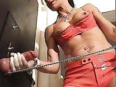 BDSM Close ups Handjobs