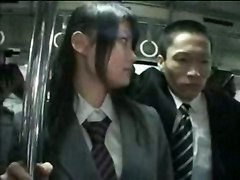 schoolgirl japanese teenie public