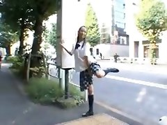 Asian Teen Bus Flexible PublicTeens 18  Asian Voyeurism Public   Out Door