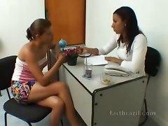 Farting Doctor Brazil FartLesbian Extreme