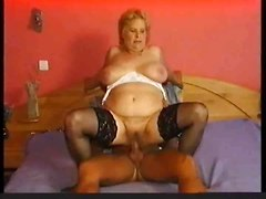 Busty Hardcore Stockings Grannies