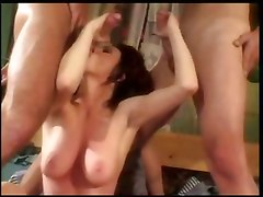 milf brunette couch tight teasing lingerie big tits groupsex threesome panties pussy rubbing blowjob double blowjob deepthroat pussylicking close up hardcore riding anal double penetration doggystyle facial cumshot bukkake groupsex orgy