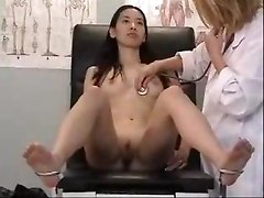 Asian Visits Her Dirty Doctor   asian hardcore japanese japan