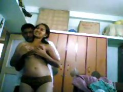 Indian housewife fucking in doggystyle with her husband video