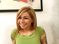 cumshot hardcore blonde blowjob tattoo pussylicking pussytomouth pussyfucking