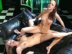 pussy bunping tribadism lesbian trib