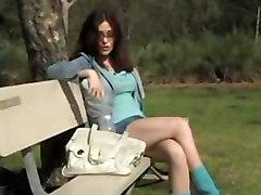 pornstar Ginger Lea amateur anal stockings slut amateurs pornstars