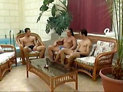 groupsex twins gay orgy