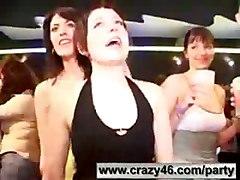 Party Stripper Drunk Group Orgy Blowjob Hardcore