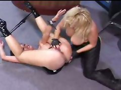 leather rough sex tight blonde big tits lesbian pornstar toys dildo latex panties lingerie pussylicking ass licking piercing tattoo double penetration anal ass masturbation orgasm milf