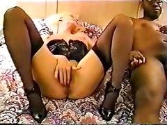 interracial hardcore blowjob amateur stockings cuckold
