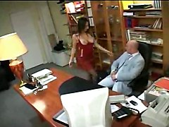 anal stockings cumshot facial blowjob brunette trimmed titjob bigtits pussyfucking office