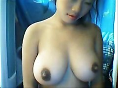 hot sexy asian japanese korean chinese webcam babe big tits big tits big boobs 