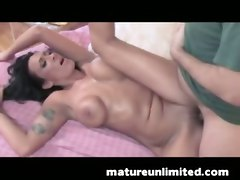  mature amateur fuck big tits riding tattoo raven milf cumshot