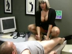 Busty Cumshots Handjobs
