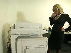 cumshot hardcore blonde interracial blowjob bigtits pussyfucking