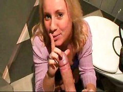 Lusty Pov And Milf In Toilet
