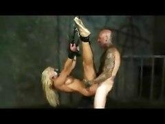 BDSM Femdom Bondage Anal CBT Strapon Spanking Electro Torture Training Whips Domina Slave Sadism Masochism