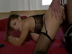 Husband Fucks His Horny Latin Wife