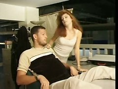 european red head tight skinny blowjob teasing panties hardcore wet doggystyle big dick riding anal cumshot ass to mouth