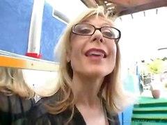 stockings hardcore blonde milf blowjob fingering mature glasses bigboobs dicksucking bigass pussyfucking bignaturals bigbooty
