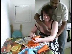 amateur milf threesome interracial double penetration