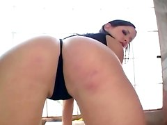 Anal Sex With Titty Haley In Bathtub