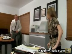 naughtyamerica office petite reality big tits hardcore glasses blowjob pornstar