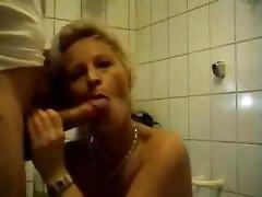 Mature Bathroom Shagging ( Mature Hardcore Shower )