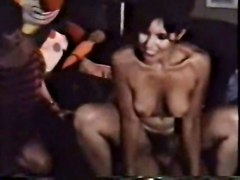 hardcore blowjob brunette threesome hairypussy pussyfucking classic retro vintage