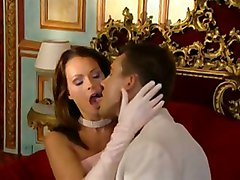 anal stockings cumshot facial brunette shaved pussylicking asstomouth pussyfucking