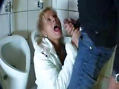 amateur homemade european blonde voyeur bathroom public rubbing kissing fingering blowjob face fuck hardcore doggystyle cumshot natural mature handjob panties