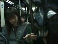 schoolgirl japanese handjob teenie