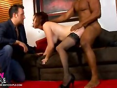 Katie Kox Cuckold Cuck Cheat HumiliationHardcore Interracial Creampie Other Fetish