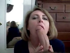 cum hot blow amateur homemade mature job