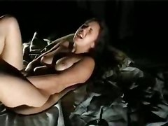 solo girl lesbians masturbation pussy tits