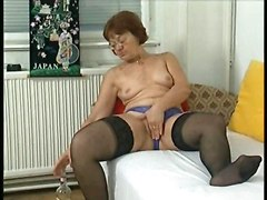 Matures Stockings
