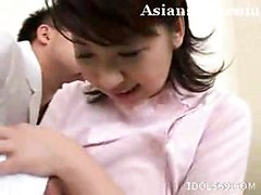 Japanese Rena Morikawa Naughty Asian Nurse