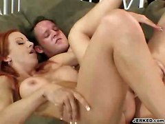 anal video sex fucking hardcore big tits milf amateur mature redhead busty mom movie vid shannon barber handlemywife