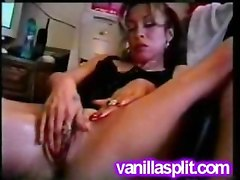 Amateur White Slut Pussy Gape And Squirt