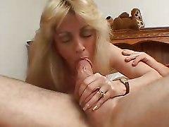 Blonde Mature Sex