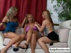 toys babe big tits busty lesbian threesome