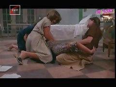 Ornella Muti La Ragazza Di Trieste In Sexy Movie Scene