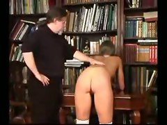 Spanking Maledom Bondage Fetish Blonde Panties Uniform Hardcore Babes StockingsExtreme Spanking Blonde