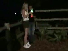 outdoor blonde couple drunk amateur homemade tight skinny hardcore voyeur party doggystyle drunk party
