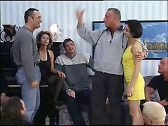 Cumshots Mature Orgy Blowjobs FacialsCum Group Sex Gang Bang Extreme