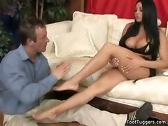 foottuggers footjob job feet footjob a foot fetish