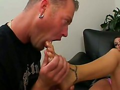 Foot Feet Toes Cum Fetish Footjob Hardcore Cum Babes Feet